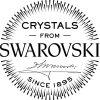 Montebello Ketting Jan DZ410 - Swarovski® Druppel - 925 Zilver Gerhodineerd - 16mm - 42cm-26767
