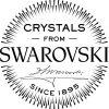 Montebello Ketting Jan DG523 - Swarovski® Druppel - 925 Zilver Verguld - 16mm - 50cm-27192